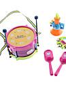 Drum, Rattle, Horn Pack for Children