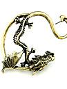 Ухо Манжеты Сплав Мода Серебряный Золотой Бижутерия Повседневные Новогодние подарки