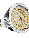 E14 6W 48x2835SMD 580-650lm 2700-3500K luz branca quente Lâmpada LED spot (110-240V)