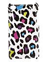 Várias cores Leopard Print Pattern Hard Case para iPod touch 4