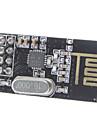 2,4 ГГц беспроводная антенна NRF24L01 + Модуль приемопередатчика - черный