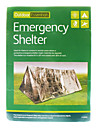 Открытый выживания Решения аварийного жилья палатка - серебро