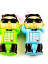 PSY Стиль музыкальные игрушки сотового телефона со звуковым эффектом Образование (3xAA)