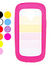 Colorful Transparent Design Hard Case for Samsung Galaxy S3 mini I8190 (Assorted Colors)