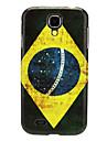 Brazilian Pattern IMD Hard Case for Samsung Galaxy S4 I9500