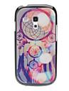 Florido Anel Padrão Hard Case para Samsung Galaxy S3 mini-I8190