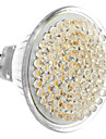 GU5.3 5W 81-LED 400-450LM 3000-3500K Warm White LED Light Bulb Pontual (12V)