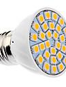 DAIWL Dimmable E27 6W 30xSMD5050 400-500LM 2500-3500K Warm White Light LED Spot Bulb (85-265V)