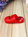 Резиновые Красная обувь Форма Писк игрушки для домашних животных