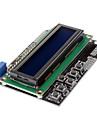 (Для Arduino) характер ЖК 1602 Модуль ввода / вывода платы расширения ЖКИ-клавиатура щит