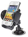 Универсальный лобовое стекло автомобиля Поворотный держатель для iPhone, мобильных телефонов Samsung и другие