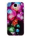 Красочные Bubble Pattern Жесткий чехол для Samsung Galaxy i9500 S4