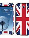 Bandeira nacional padrão de corpo adesivos para Samsung I9300 Galaxy S3