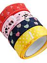 Важная Декоративные ленты ткани (случайный цвет)