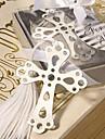 Крестообразный нержавеющей стали Bookmark