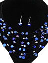Jewelry-Necklaces / Earrings(Acrylic)Wedding Wedding Gifts
