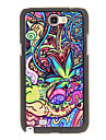 Magic World Pattern Hard Case for Samsung Galaxy Note2 N7100