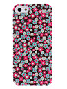 Colorful Sunflower Pattern PC Hard Case with Interior Matte for iPhone 5/5S