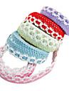 Важная декоративные ленты Ткань кружева (Random Color)