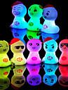 Мультяшная светодиодная настольная лампа (случайный выбор цвета)
