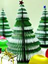Árvore de Natal engraçado post-it