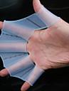 끌어 내린 장갑 (2 개, 색상 ramdon에) 개업 큰 크기 100 % 실리콘 수영