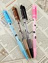 0,7 мм мультфильм Cat Pattern Автоматический карандаш (случайный цвет)