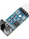LM393 comparador módulo sensor de velocidade para (para arduino)-azul (funciona com placas oficiais (para arduino))