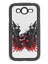Armor-Clad Skull Pattern Hard Case for Samsung Galaxy Grand DUOS I9082