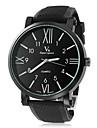 V6® Men's Watch Dress Watch Roman Numerals Dial Silicone Strap Cool Watch Unique Watch Fashion Watch