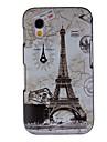 Мои цвета Эйфелева башня Дизайн Пластиковый корпус для Samsung Galaxy Ace S5830