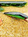 pcs Poissons nageur/Leurre dur Fretin Vert Or Rouge g/Once mm pouce,Plastique dur Pêche en mer Pêche d'eau douce