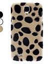 Пятно Leopard Pattern чехол для Samsung Galaxy i9500 S4 (разных цветов)