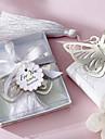 полым из в форме бабочки, кисточкой металла закладку