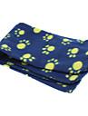 Кошка Собака Чистка Полотенца Животные Одеяла Мультипликация Мягкий Радужный