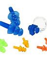 수영 용 노즈 클립 및 청력 보호 귀마개 (색상 랜덤)