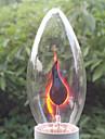 6шт E14 3W лампа накаливания огненный шар