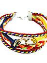 Pur tissage multicouches bracelet mixte de 7 couleurs B2-252 manuel
