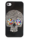 Crânio Hallowmas Case Voltar para o iPhone 4/4S