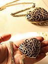 Ожерелье Ожерелья с подвесками Бижутерия Для вечеринок Модно Сплав Золотой 1шт Подарок