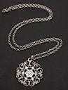 Bohemian modèle creux de bijoux collier pendentif
