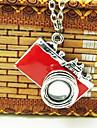 한국 유행 카메라 목걸이 한국 유행 (무작위 색깔)