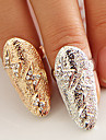 Lighting Finger Nail Ring(Random Color)