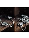 Coreano Moda Jóias Sweet Lady Lady diamante pulseira bracelete de diamantes Panda B151