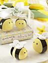 Мама и Я Сладкий Как пчелы медоносной пчелы керамические солонки и перечницы
