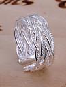 Жен. Классические кольца манжета кольцо Регулируется Открытые Мода европейский бижутерия Сплав Бижутерия Бижутерия Назначение Для