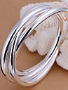 Bracelet Bracelets Rigides Cuivre Autres Original Mode Soirée Bijoux Cadeau Argent,1pc