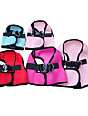 Mesh tissu confortable Harness Vest For Pets Dogs (couleurs assorties, tailles)