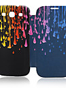 Raindrop Leather Case for Samsung Galaxy S3 I9300