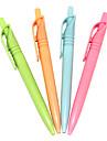 Школьные принадлежности синими чернилами Шариковая ручка (случайный цвет)